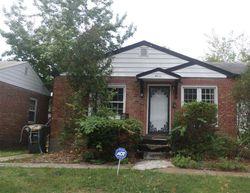 Jordan St, Saint Louis, MO Foreclosure Home