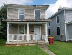 Ferndale Ave, Petersburg, VA Foreclosure Home