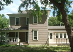 Lincoln St, Blue Rapids, KS Foreclosure Home