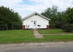 S Creek Ave, Drumright, OK Foreclosure Home