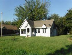 S Oxford St, Maud, OK Foreclosure Home