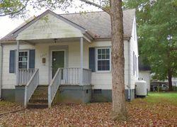 Moore St, South Boston, VA Foreclosure Home