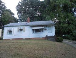 Ashburn St, High Point, NC Foreclosure Home