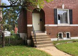 Bates St, Saint Louis, MO Foreclosure Home