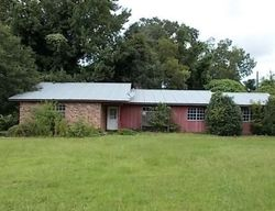 Central Ave W, Wiggins, MS Foreclosure Home