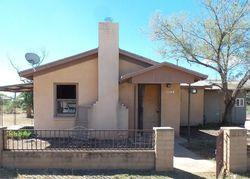E 21st St, Douglas, AZ Foreclosure Home