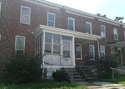Lyndale Ave, Baltimore, MD Foreclosure Home