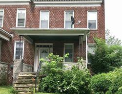 Wichita Ave, Baltimore, MD Foreclosure Home