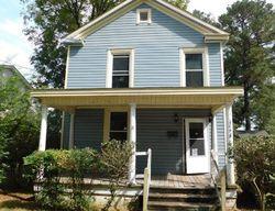 S High St, Franklin, VA Foreclosure Home