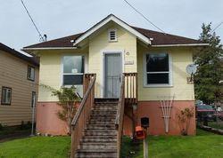 E 1st St, Aberdeen, WA Foreclosure Home