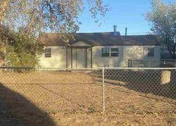 Hall St, Clovis, NM Foreclosure Home