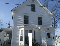 Chestnut St, Pittsfield, NH Foreclosure Home
