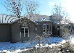Cantera Ct, Tijeras, NM Foreclosure Home