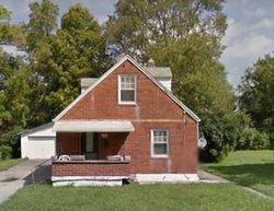Van Buren Ave, Cincinnati, OH Foreclosure Home