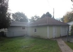 W 31st St, Steger, IL Foreclosure Home