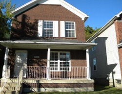 W Jefferson St, Louisville, KY Foreclosure Home