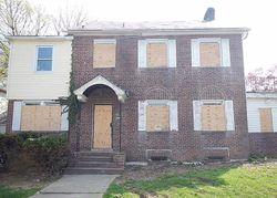 Garrison Blvd, Baltimore, MD Foreclosure Home