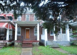 Park Heights Ave, Baltimore, MD Foreclosure Home
