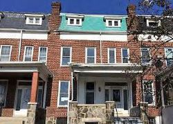 Liberty Heights Ave, Baltimore, MD Foreclosure Home