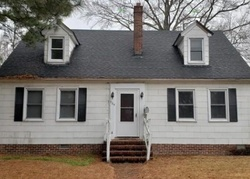 S High St, Franklin, VA Foreclosure Home