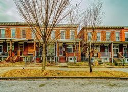 Montpelier St, Baltimore, MD Foreclosure Home
