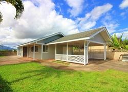 Kaniahe St, Wahiawa