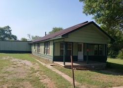W Elm St, Maud, OK Foreclosure Home