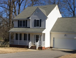 Exhall Ct, Chester, VA Foreclosure Home