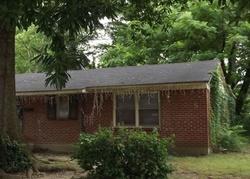 Baine Ave, Memphis, TN Foreclosure Home