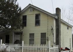 Chapman St, Corinth, NY Foreclosure Home