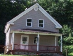 Eden Ave, Proctor, VT Foreclosure Home