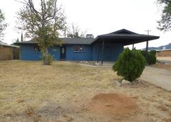 W Freihage Dr, Sierra Vista, AZ Foreclosure Home