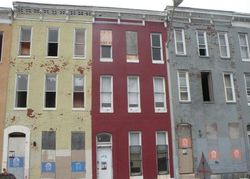 W Mulberry St, Baltimore