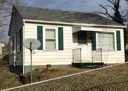 Jarrell St, Huntington, WV Foreclosure Home