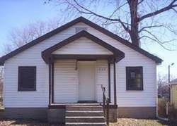 N Olney St, Indianapolis, IN Foreclosure Home
