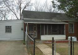 Central Cir, Columbus, GA Foreclosure Home