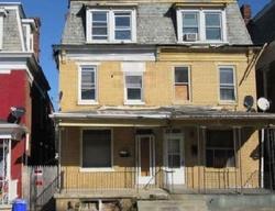 Park St, Harrisburg, PA Foreclosure Home