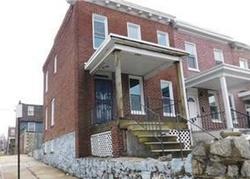 Elmora Ave, Baltimore, MD Foreclosure Home