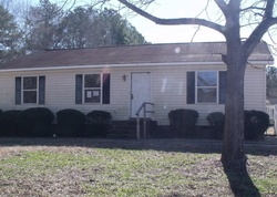 Suggs St, Tarboro, NC Foreclosure Home