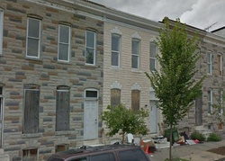 S Payson St, Baltimore, MD Foreclosure Home