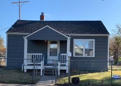 S Sedgwick St, Wichita, KS Foreclosure Home