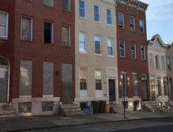 N Gilmor St, Baltimore, MD Foreclosure Home