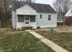 Chestnut St, Salem, NJ Foreclosure Home