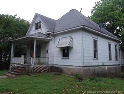 N 7th St, Muskogee, OK Foreclosure Home