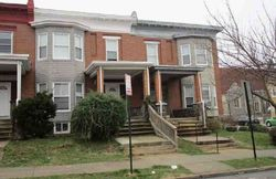 W Lanvale St, Baltimore, MD Foreclosure Home