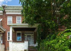 E 29th St, Baltimore, MD Foreclosure Home