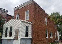 Washington Blvd, Baltimore, MD Foreclosure Home