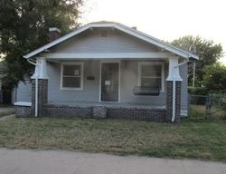 S Elm St, Hutchinson, KS Foreclosure Home