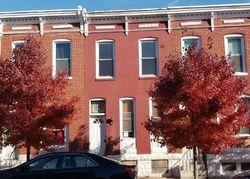 N Patterson Park Av, Baltimore