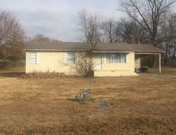 W 2nd St, Mulberry, AR Foreclosure Home